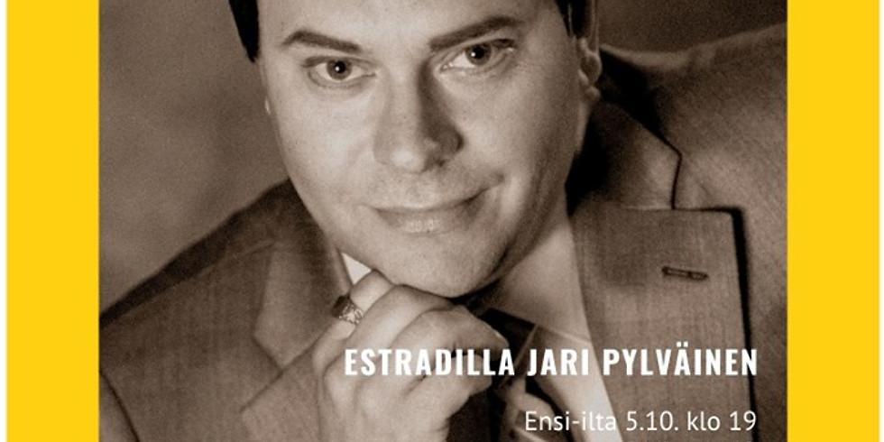 Olavi Virta – Estradilla Jari Pylväinen