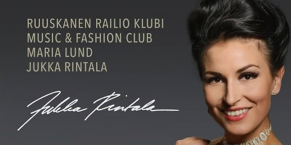 Ruuskanen Railio Klubi: Jukka Rintala ja Maria Lund