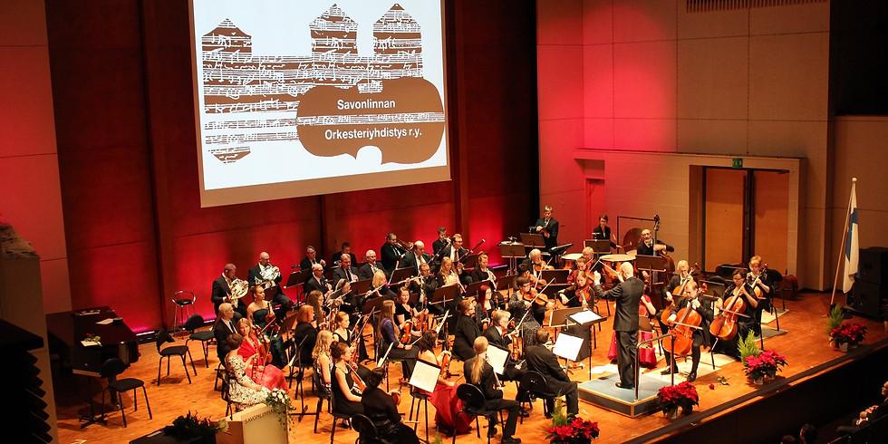 Savonlinnan orkesterin kevätkonsertti