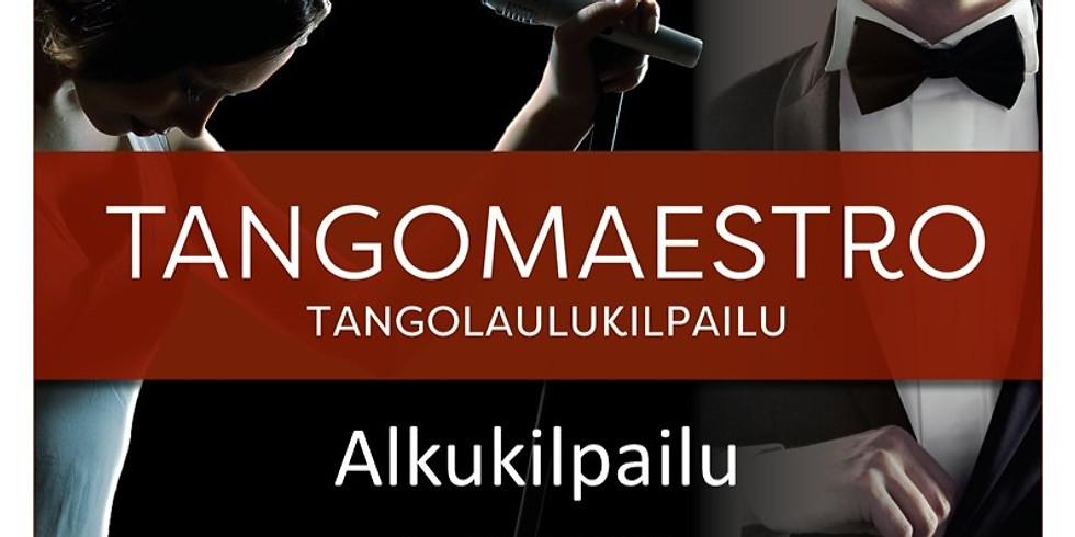 TangoMaestro Tangolaulukilpailun alkukilpailu