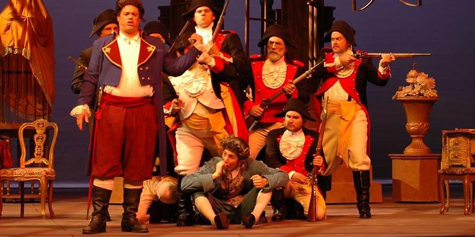 Oopperajuhlien teosesittelyt: Sevillan parturi