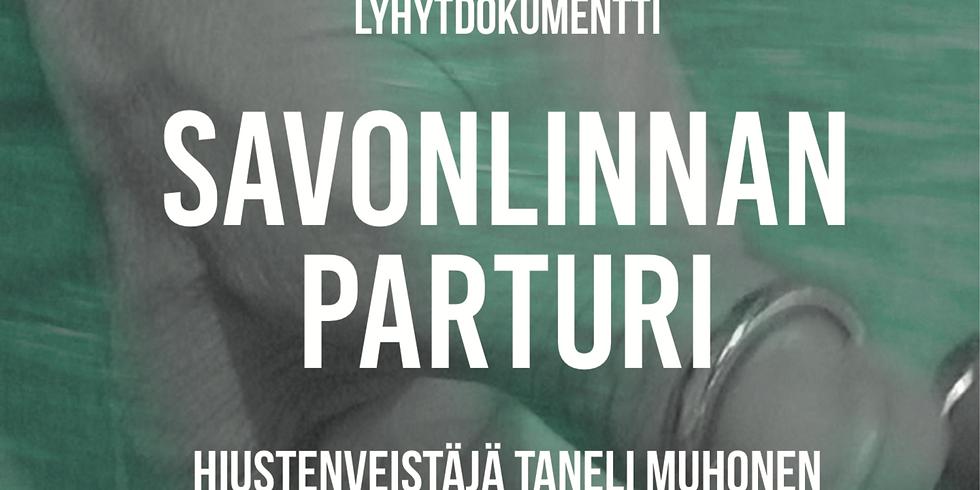 Savonlinnan parturi – Hiustenveistäjä Taneli Muhonen