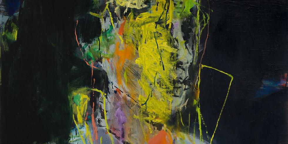 Näyttely: Esa Tuomiranta, maalauksia