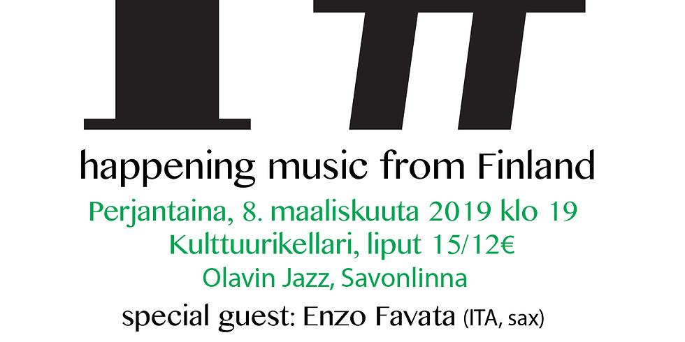 Sid Hillen F# & Enzo Favata