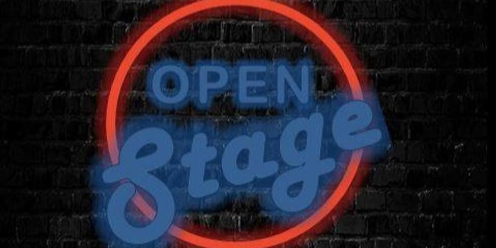 Open Stage – opettajien osaamisen ilta!