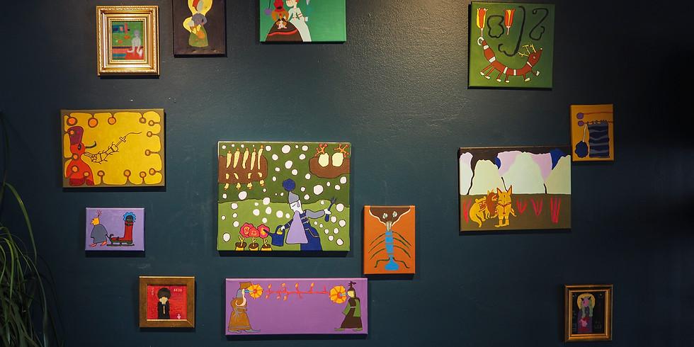 Näyttely: Rosa Liksom