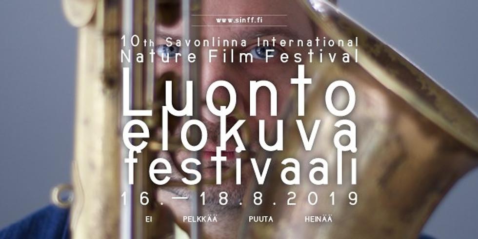 SINFF Festariklubi: Mikko Innanen Tripod