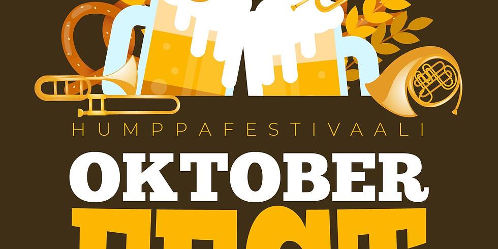Puhallinorkesteri Saimaa: Humppafestivaali Oktoberfest (1)