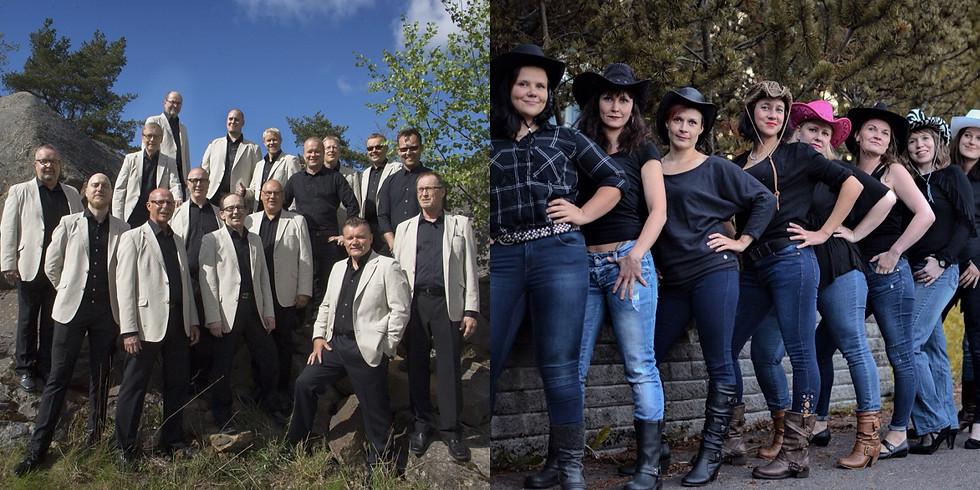 Linna La Swing & Countryside Girls: Returnee