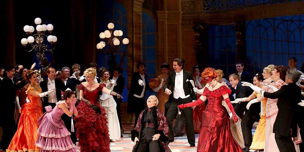 Oopperajuhlien teosesittelyt: Lepakko