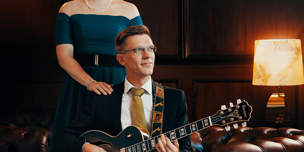 Keikkailta: Christmas Jazz - Mariah Hortans / M Sandberg Duo