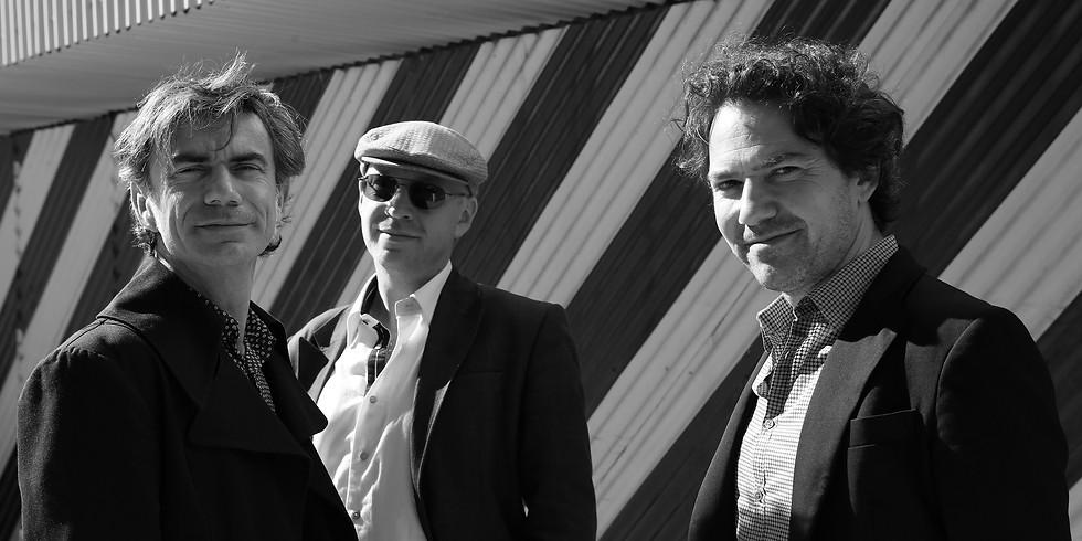 Olavin Jazz - David Chevallier trio