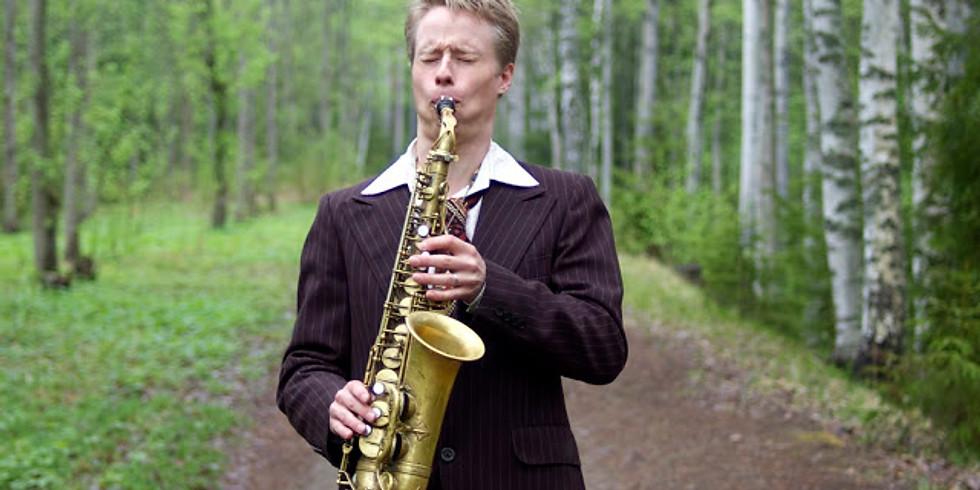 I Saimaa Jazz Festival (9.-11.7.2021) – JAMIT! Jami-isäntänä Teemu Takanen.