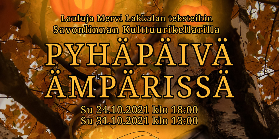Pyhäpäivä ämpärissä - lauluja Mervi Lakkalan teksteihin