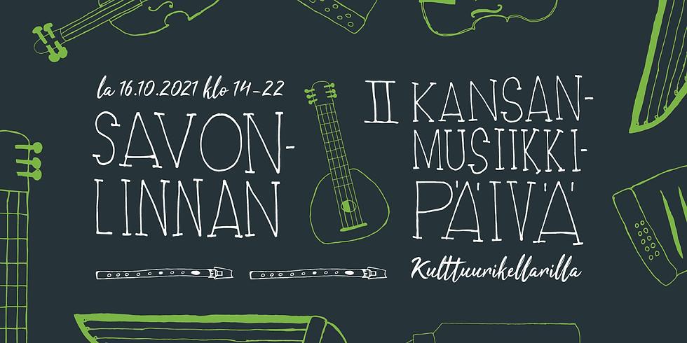 Savonlinnan II kansanmusiikkipäivä