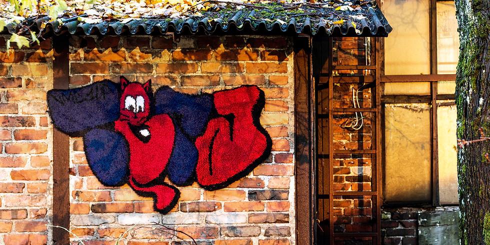 GRAFFITIRYIJYJÄ - näyttely