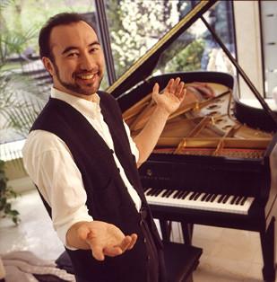 Pianist Jon Kimura Parker
