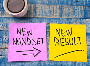 New Mindset New Result. Self Development