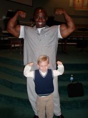 David and Giant Man.JPG