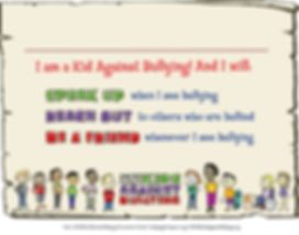 Anti bullying pledge KABPledge.jpg