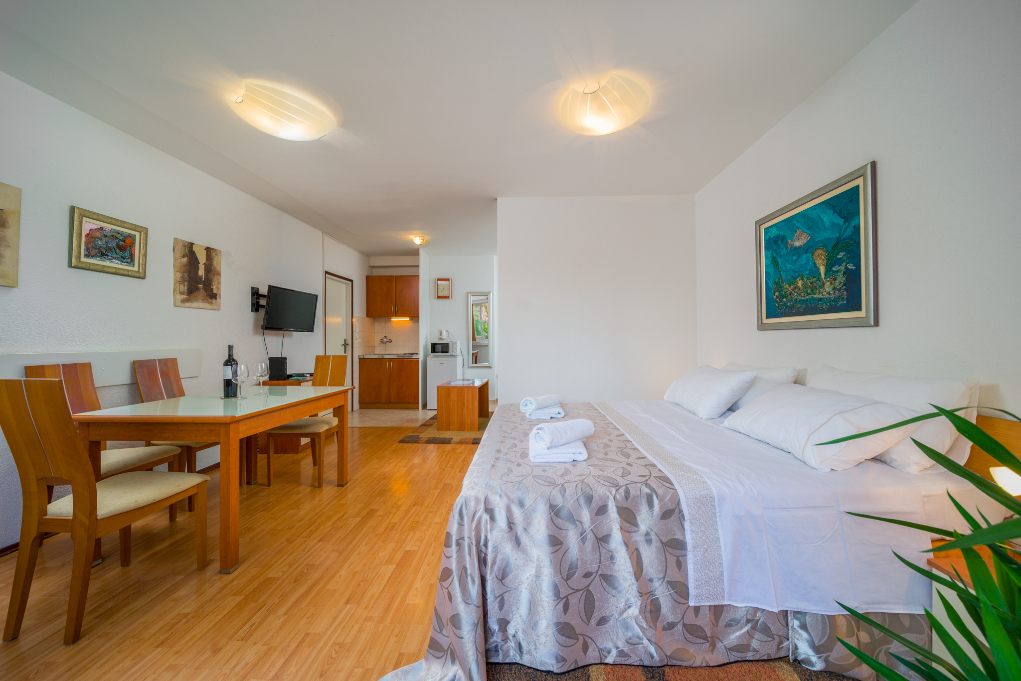 Downtown Split City Apartment Central (3