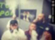Staff selfie hahahaha!__#RaptureVapor #S