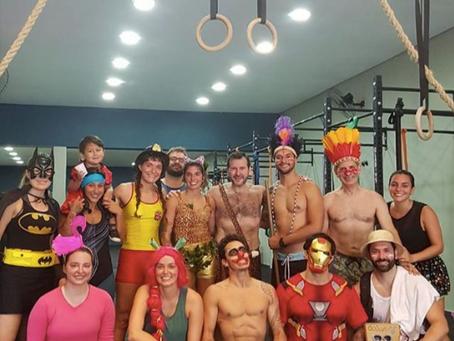 WOD Folia na CrossFit Sergipe