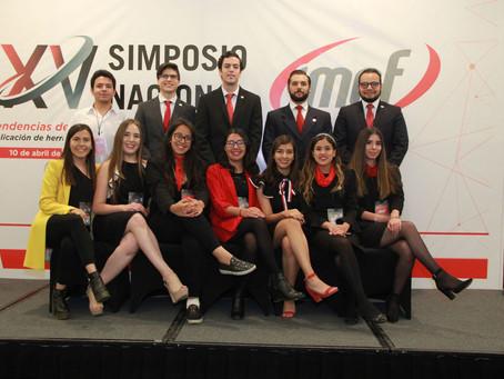 El XV Simposio Nacional IMEF en imágenes