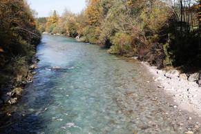 unser Fluss - die Alm