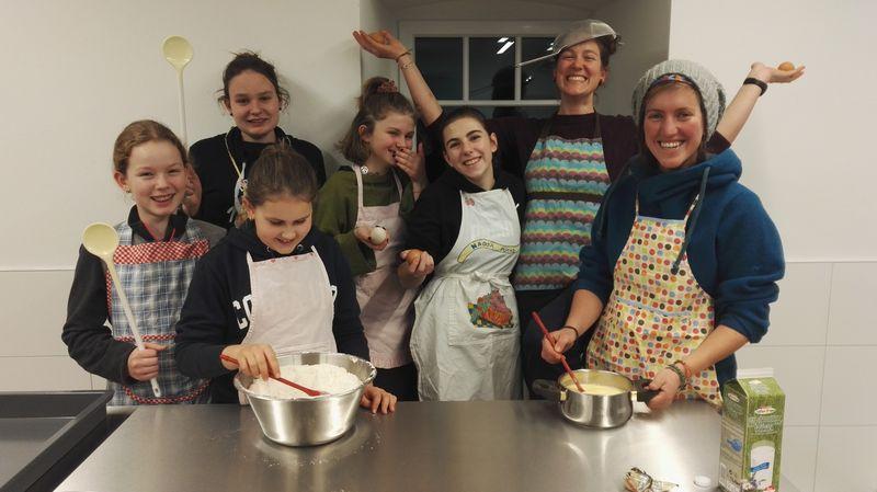 wir kochen
