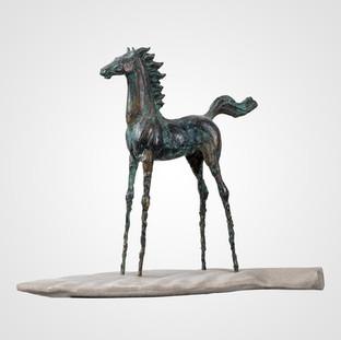 Allegorical Horse, 2000 [GJ00S-38]