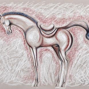 Horse, 2018 [GJ18G-229]