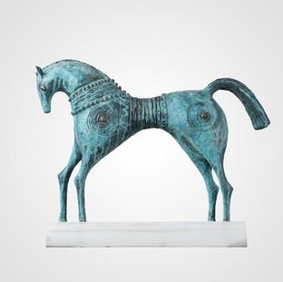 Decorative Horse, 2015 [GJ15S-182]