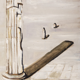 Shadow of an Old Column, 1995 [GJ95P-124]