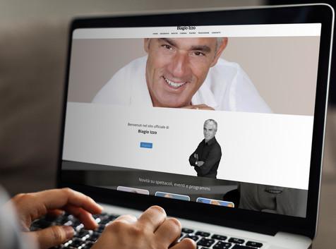 BIAGIO IZZO WEB SITE