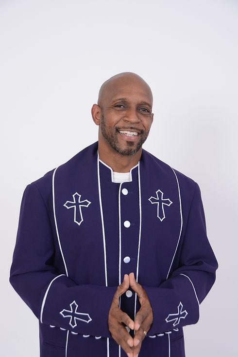 Andre D. Watson, Pastor & Founder