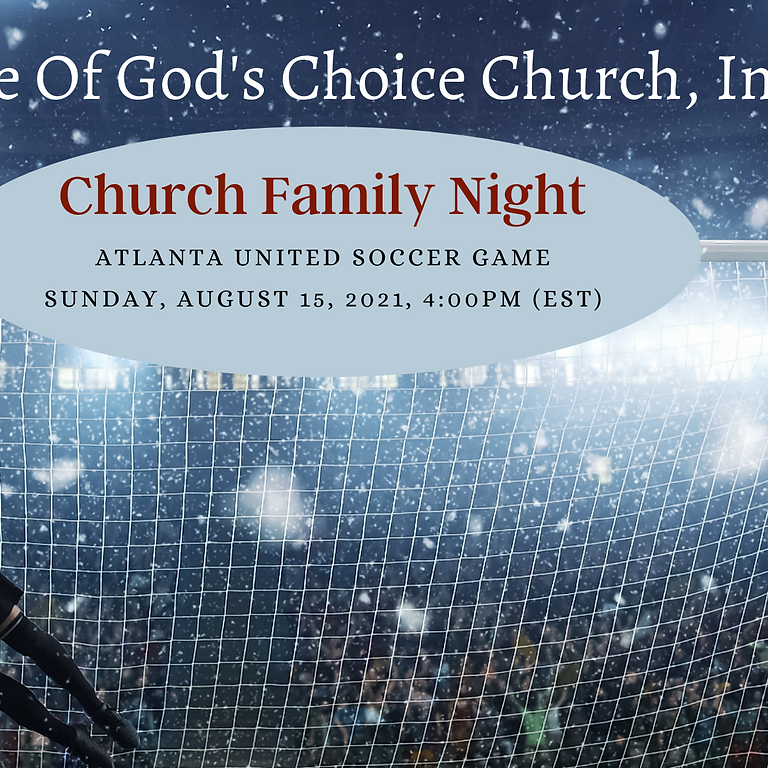 Church Family Event
