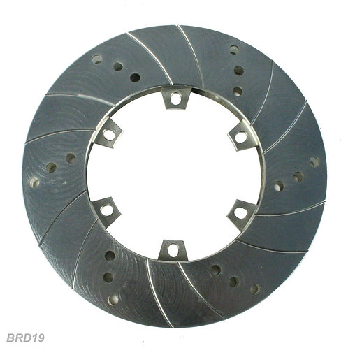 Kartech Brake Disc Radialy Vented