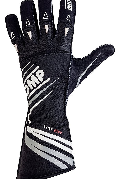 OMP KS-2R Kart Gloves