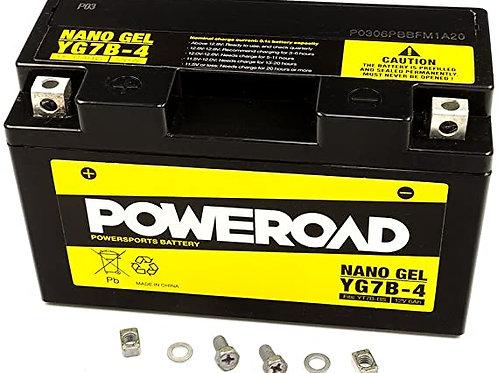 Poweroad YG7B-4 Battery