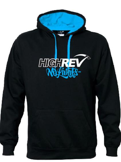 High Rev No Limits Hoodie