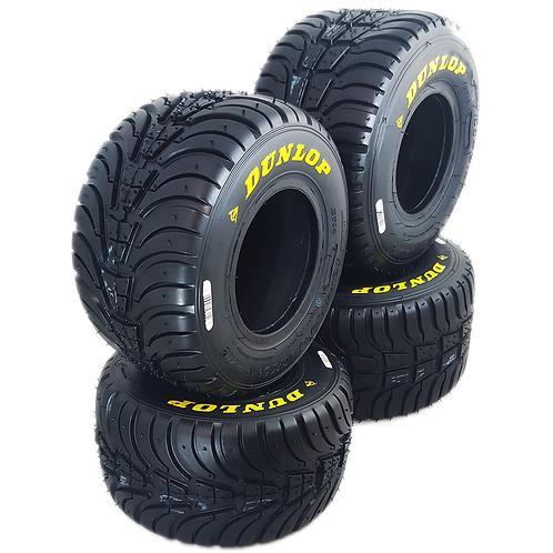 Dunlop Wet Kart Tyres
