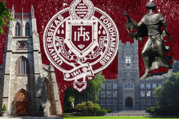 Fordham College Collage