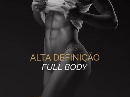 ALTA DEFINIÇÃO FULL BODY