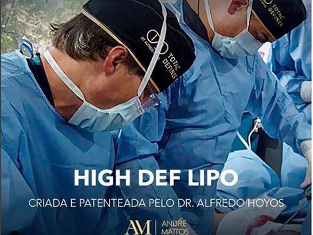 Criada e patentada pelo Dr. Algredo Hoyos