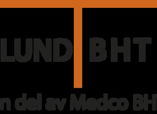 Lund BHT i Kristiansand flytter inn i nye lokaler.