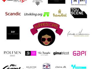 Vi sponser årets kvinnebloppis