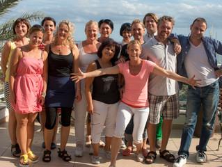 Vellykket teambuildingstur til Palma