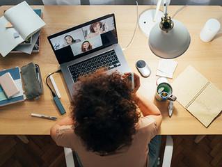 """Webinar: """"Forskrift om hjemmekontor"""" og hvordan lede ansatte som jobber hjemmefra."""