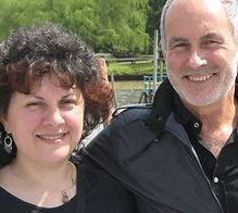 Maurizio Cagnoli y Jacqueline Ledesma.jp